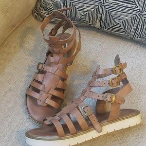 Super comfy gladiator sandals